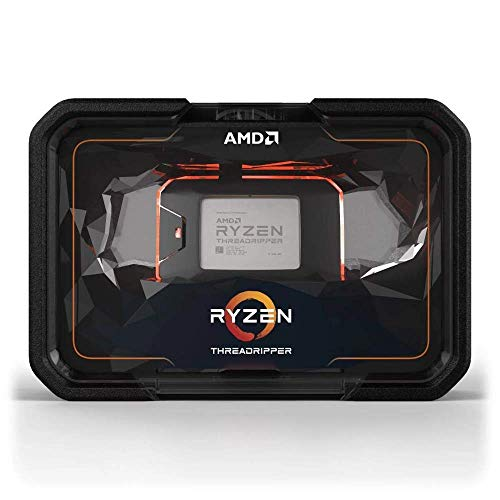 AMD Ryzen TM Threadripper 2970WX, TR4, Zen +, 24 core, 48 thread, 3,0 GHz, Turbo da 4,2 GHz, 64 MB di cache, 64 canali, 250 W, CPU