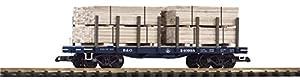 Piko 38741g de de vagón B y o con Carril de Carga, Vehículo