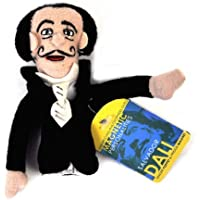 Salvador Dali Magnetic Finger Puppet by The Unemployed Philosophers Guild