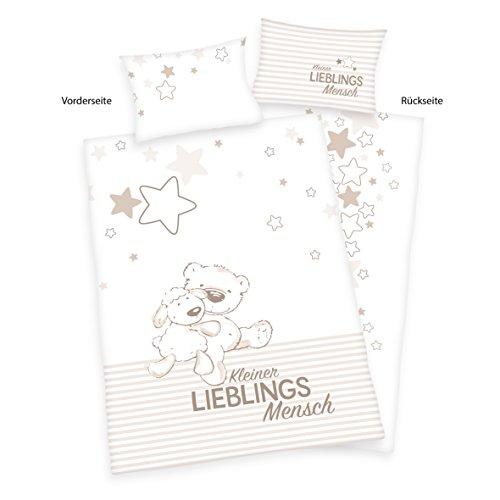 Herding Baby Best Kleinkinder Bettwäsche Set Jana Lieblingsmensch