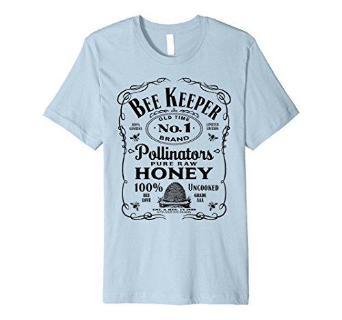 Imker T-Shirt Bienenzucht Shirt Old Time Honey -