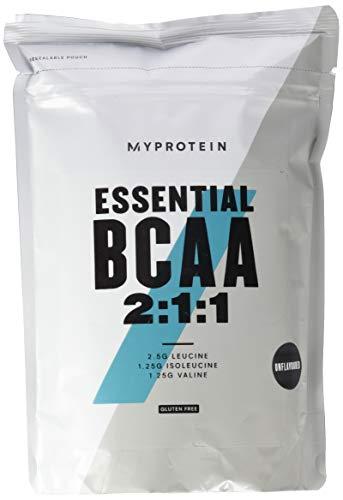 Myprotein BCAA Unflavoured, 1er Pack (1 x 500 g) -