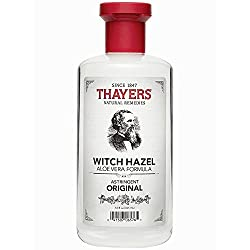 Thayers Witch Hazel Aloe Vera Formula Astringent, Original - 12 oz HEALTHY SKIN
