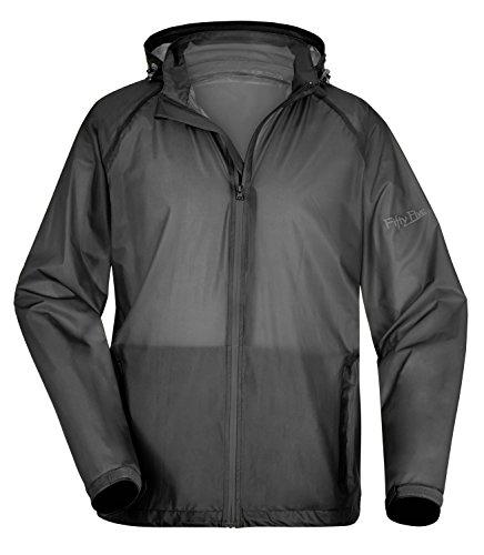 Sportjacke unisex Regen-Jacke Jacke Übergröße b CALIFORNIA Regenjacke 6XL
