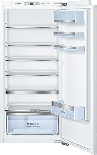 Bosch KIR41AD40 Serie 6 Mini-Kühlschrank  A  122,1 cm Höhe  69 kWhJahr  211 L Kühlteil  Akustischer Türalarm Fest montiert