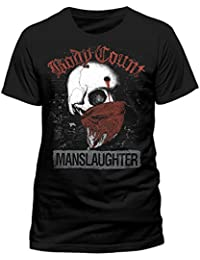 Bodycount Manslaughter T-shirt (Black)