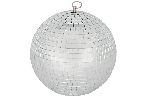 30cm (12') Plain Bola de espejos de vidrio