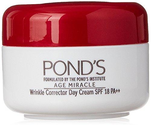 Ponds Alter Miracle Wrinkle Corrector SPF 18 PA ++ Tagescreme, 10 g - (Verpackung können variieren) -