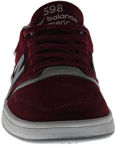 New Balance Numeric Schuh: NM 598 Pro Skate RD-GT Burgundy