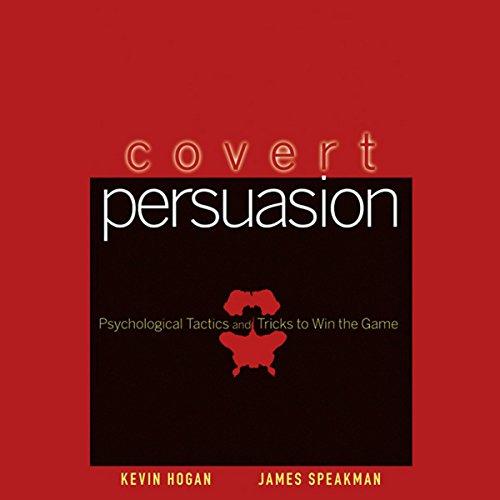 Covert Persuasion  Audiolibri