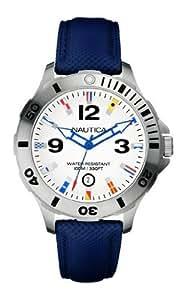 Nautica - A12566G - Montre Homme - Quartz Analogique - Bracelet