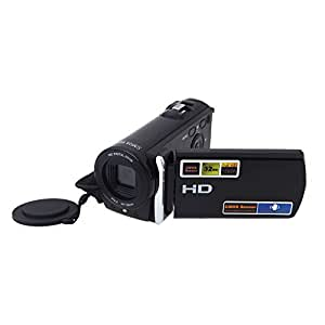 """Andoer 3.0 """"LCD Full HD 1080p vidéo numérique DV Camera Zoom 16x Caméscope HDV 270 ° de rotation-601S"""