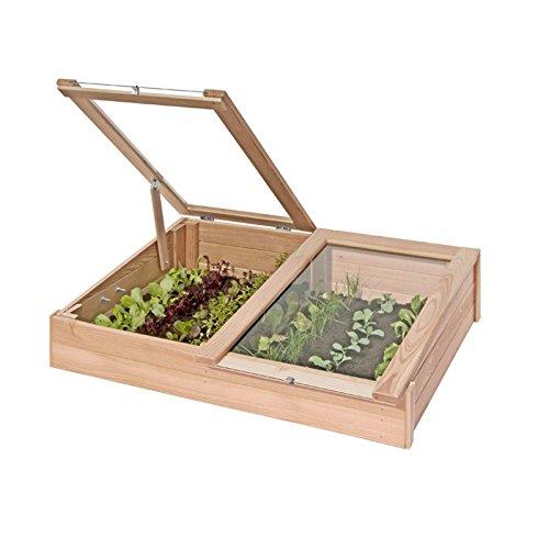 Das Gartenpirat Mini-Gewächshaus