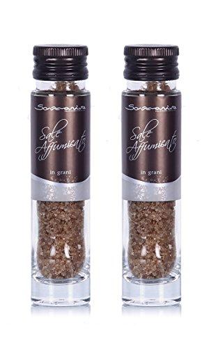Sale Marino Affumicato della Scandinavia, in grani - 2er Pack (2 x 110 g)
