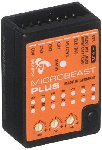 Giroscopio per aerei 5 canali BeastX Microbeast Plus
