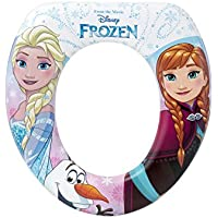 Lulabi 8007 Disney Frozen Reductor WC Soft, multicolor