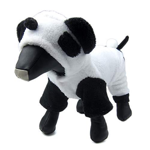 Alfie Pet by Petoga Couture Fellpflege-Nakia Panda Kostüm-Größe: XXL