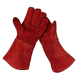 LAIABOR Gloves Kitchen Non-Slip Potholder Barbecue Accessories For Cooking Baking Weber Charcoal Briquettes Pizza Cooking, Grilling, Baking