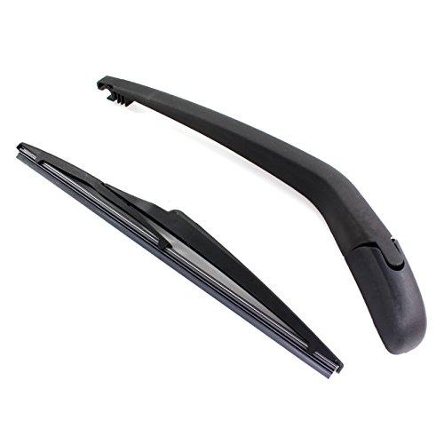 Aisen tergicristallo posteriore + Spazzola Tergicristallo Posteriore per Yaris 305mm