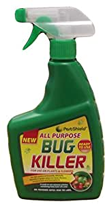 PestShield 500ml New All Purpose Ready To Use Bug Killer
