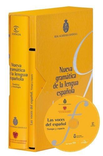 Nueva gramtica de la lengua espaola: Fontica y fonologia (Book & DVD) by Real Academia Espaola (2011-11-11)