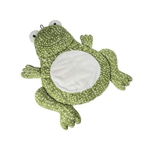 Frosch Bodenkissen (Mary Meyer Bestever Baby Matte, 79 x 58 cm, Fizzy Frog)