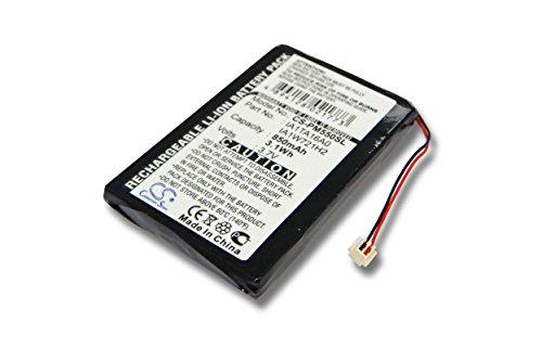vhbw Li-Polymer Akku 1000mAh (3.7V) für Notepad, PDA Palm M550, Tungsten T1, Tungsten T2, Tungsten T3, Zire 71, Zire 72 wie IA1TA16A0, IA1W721H2. -