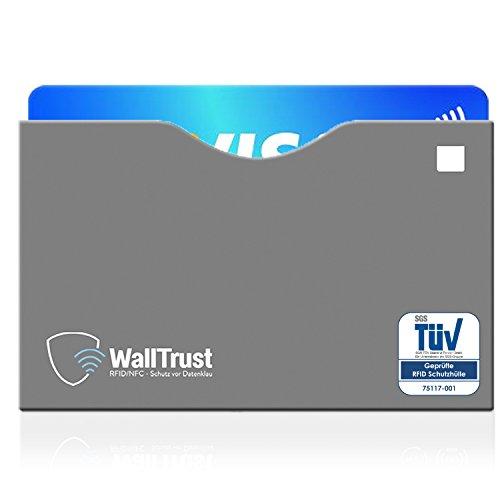 WallTrust® protectoras RFID NFC | Protección * Aprobado