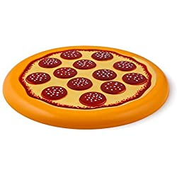 Bigmouth Inc. Pasar la Donut o Pizza. Flying alimentos Frisbee