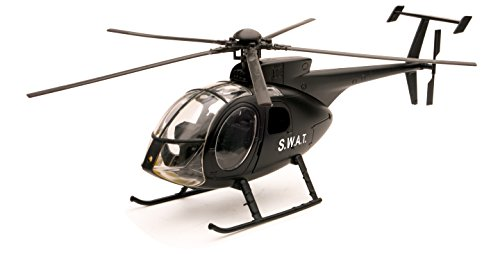 new-ray-26133-vehicule-miniature-modele-a-lechelle-helicoptere-nh-500-swat-echelle-1-32