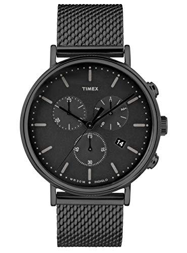 Timex Unisex Chronograph Quartz Uhr The Fairfield