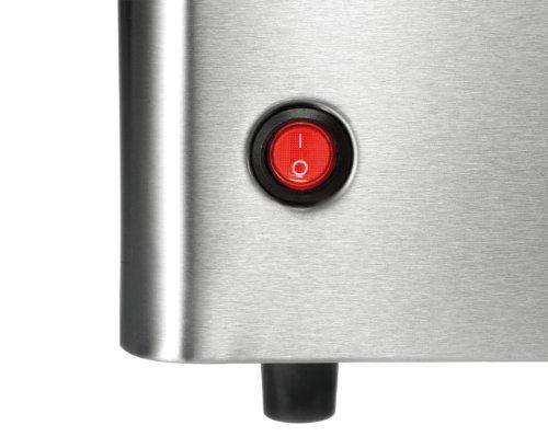 UNOLD Brotbackautomat Backmeister Top Edition, 615 W, 750-1200g Brotgewicht, Keramik-Beschichtung, 68415 -