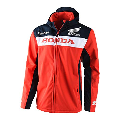 Giacca Troy Lee Designs Honda Honda Wing Tech Rosso (M , Rosso)