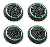 Canamite-Daumengriffe, für PS4 / PS3 / Xbox One / Xbox One S / Xbox 360 / 4 Stück, grün