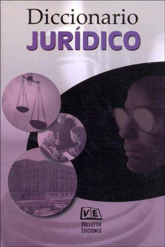 Diccionario Juridico por Maria Laura Valletta