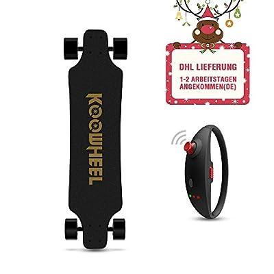 KOOWHEEL KOOBOARD Eletronische Skateboard Sports Skateboard Komplettboard D3M Version 2 modisches Design