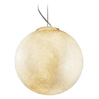 In-es.artdesign IN-ES050020 Luna 2 Pendant Lamp, White
