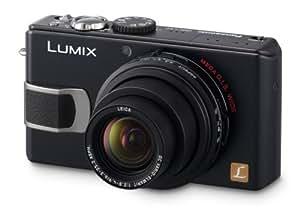 Panasonic DMC-LX2EG-K Digitalkamera (10 Megapixel, 4fach opt. Zoom, 7,1 cm (2,8 Zoll) Display, Bildstabilisator) schwarz