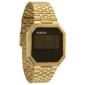 Nixon Herren Uhr Re-Run - All Gold