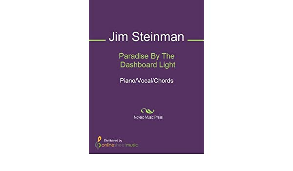 Paradise By The Dashboard Light eBook: Jim Steinman, Meatloaf ...