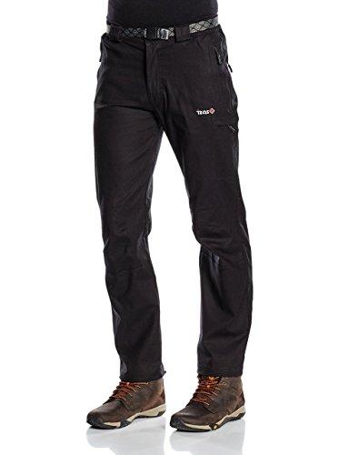 IZAS Escort Pantalon Homme Noir FR : XS (Taille Fabricant : XS)