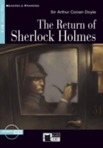 Reading + Training: The Return of Sherlock Holmes + Audio CD par Sir Arthur Conan Doyle