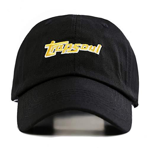 WYKDA Rapper Bryson Tiller Cappello Cantante Ultimo Album Snapback Hip Hop Dad Hat Distressed Bone Donna Uomo Berretto da Baseball