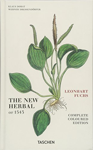 Leonhart Fuchs. The New Herbal Of 1543 (Va) por Leonhart Fuchs