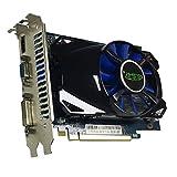 R7-350 Gaming Video-Grafikkarte für Desktop-2G GDDR5 128-Bit HDMI & VGA & DVI-Anschluss Unterstützung 4K-Auflösung