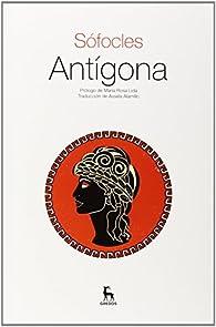 Antígona par  Sófocles