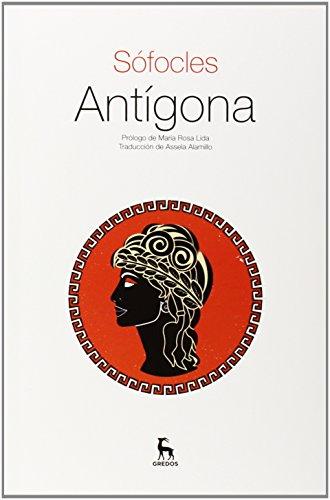 Antígona (TEXTOS CLÁSICOS) por SOFOCLES DE COLONO