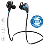 Drumstone Bluetooth Headset For Samsung ON Pro Moto G5 Iphone 6/7 Redmi Note 4 Micromax Sony XA1 Nokia Smartphones