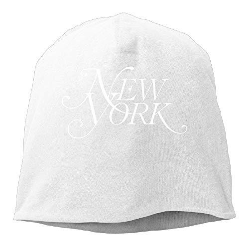lijied Top Level Beanie Hat for Men Women Knit Hat New York Cotton Skull Cap (Herr Erdnuss Kostüm Frauen)