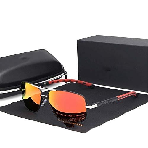 ANSKT Herren Sonnenbrille HD Polarized UV400 Sonnenbrille Damen Für Herren-1